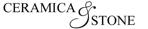 ceramica and stone logo